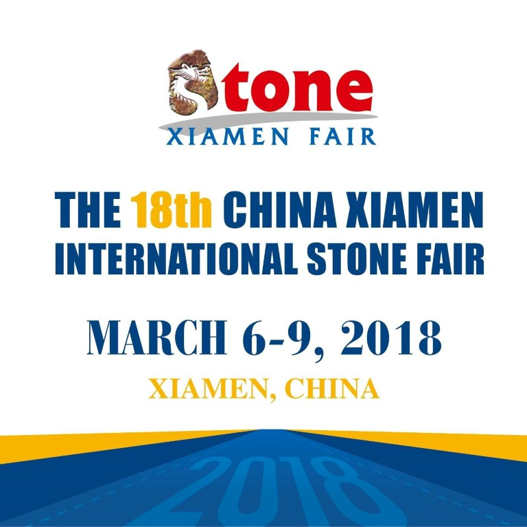 P. Giannakopoulos at XIAMEN STONE FAIR, China